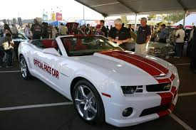2010 camaro pace car for sale chevrolet camaro ss convertible to be indianapolis 500 pace car