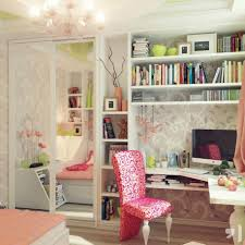 girls bedroom astounding orange yellow teenage bedroom