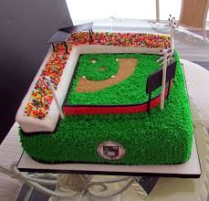 baseball cake toppers baseball birthday cake creative ideas