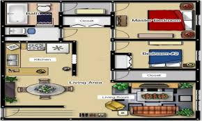Small Two Bedroom Apartment Ideas Ideas Aboutent Floor Plans On Pinterest Designs Home Decor Small