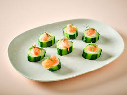 simple vegetarian canapes 3 amazing canapes