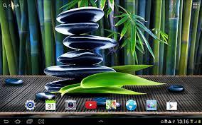 zen garden live wallpaper android apps on google play