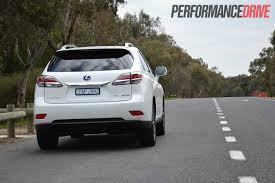 lexus rx 350 for sale melbourne 2012 lexus rx 450h f sport review performancedrive