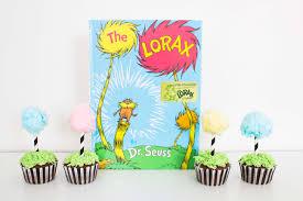 dr seuss cupcakes dr seuss inspired truffula tree cupcakes