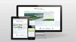 responsive design typo3 from emsland around the globe gvz emsland goes