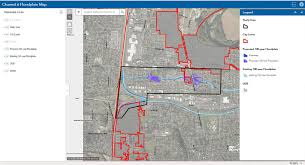 Flood Plain Map Development And Public Works