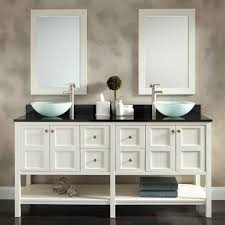 white sink black countertop stylish textured wall design with white modern bathroom sink cabinet