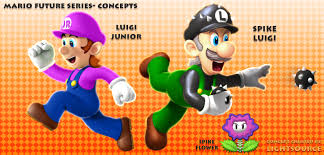 Super Concepts by Future Luigi And Son Concepts By Xxlightsourcexx On Deviantart