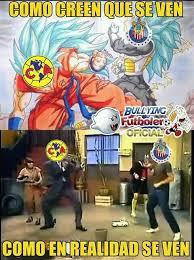 Memes Anti America - los memes no perdonaron el guadalajara vs am礬rica univision