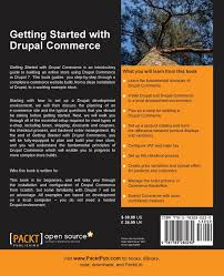 getting started with drupal commerce richard jones 9781783280230