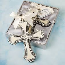 religious party favors religious decorative cross ornament