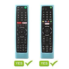 sony android tv remote sony smart tv remote sikai shockproof silicone
