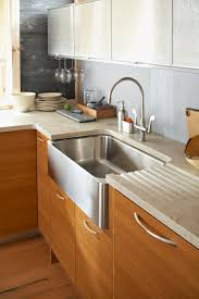 furniture awesome corian countertop with sink and brizo faucet