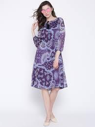 purple dresses buy purple dresses online in india