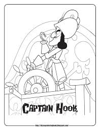 jake neverland pirates coloring pages cubby