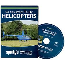sporty u0027s so you want to fly helicopters dvd from sporty u0027s