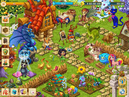 fairy farm games for girls android apps on google play