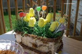 Edible Easter Table Decorations by Easter Decorating Ideas From Pinterest Decorations 20 Photos