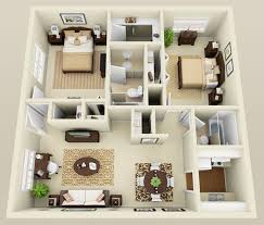 home interior design for small homes small home plans design two bedroom apartment design ideas 3d