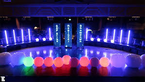 led light shows featuring led and live special effects tlc creative