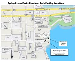 civic center floor plan parking and site map u2013 spring praise fest