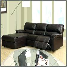 Small Sectional Sofa With Chaise Lounge Small Leather Chaise Lounge Reclining Sectional Leather Chaise