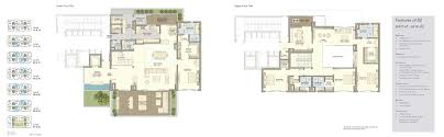 luxury duplex floor plans divyasree 77 sky duplex villas bangalore