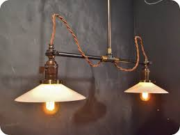 Shade Pendant Light Vintage Industrial Shade Ceiling Sconce Machine Age Flat