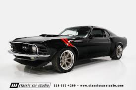 Black 1967 Mustang 1967 Ford Mustang Mach 1 Car Autos Gallery