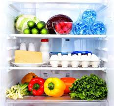 how to make your fridge look like a cabinet how to organize your fridge to make your food last longer