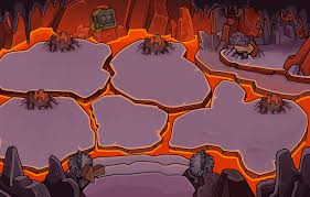 volcano prehistoric club penguin wiki fandom powered by wikia