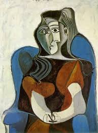 What Is An Armchair Pablo Picasso Themes Jacqueline Roque
