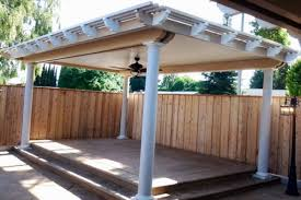 Elitewood Aluminum Patio Covers Patio Cover Styles In Sacramento Aluminum Vs Vinyl Patio Covers