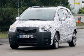 new vauxhall crossland x suv to arrive in 2017 carbuyer