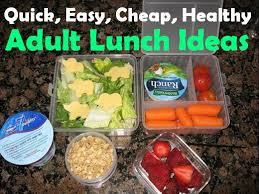 easy cheap and healthy lunch ideas for work delishably