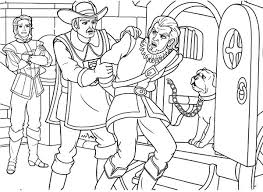 barbie three musketeers arrest the bad guy coloring pages batch