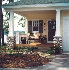 front porch bench ideas front porch ideas porch craftsman with cottage black front door
