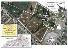 uky map erec facilities