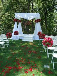 Backyard Wedding Setup Ideas Best 25 Outdoor Night Wedding Ideas On Pinterest Summer Wedding
