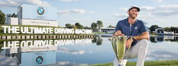 victory bmw bmw chionship dustin johnson wins 2016 bmw chionship