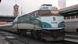 Amtrack Amtrak Cascades 510 Everett Wa To Vancouver Bc Youtube