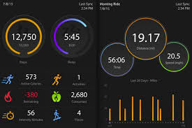 bike app android garmin connect mobile app receives complete overhaul with new