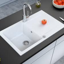 spüle küche granit verbundspüle spüle küche einbauspüle real