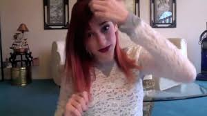 female short hair undercut extreme pixie undercut short haircut makeover sidecut and blonde