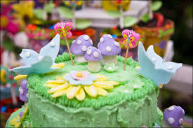 butterfly flower garden cake gray barn baking