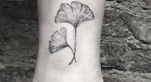 24 gorgeous ginkgo leaf tattoo designs tattoobloq