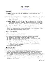 Resume Examples For Registered Nurse by Med Surg Rn Resume Examples Free Resume Example And Writing Download