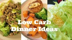 what i eat in a week a week of low carb dinner ideas oc3 week