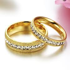 Gold Wedding Rings by Top 25 Wedding Ring Sets With Images