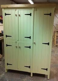 solid pine kitchen cabinets 17 best larder images on pinterest furniture freestanding